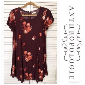 ANTHROPOLOGIE | SILENCE + NOISE Dress Sz M $99!